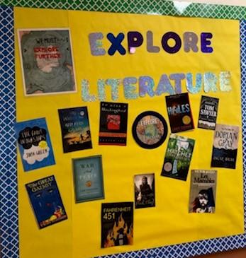 Explore Literature